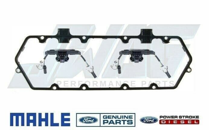 94-97 ford 7.3l powerstroke mahle valve cover gasket w ... 1995 f350 7 3 diesel cruise control wiring diagram 7 3 powerstroke valve cover wiring diagram #11