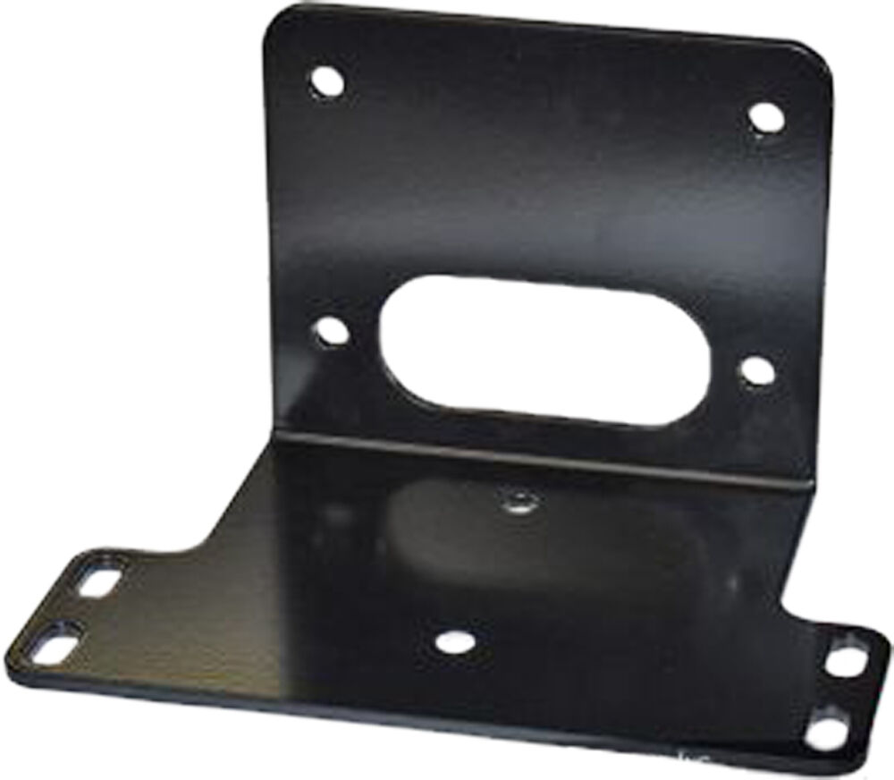 Winch Mount For Kawasaki Mule Kaf