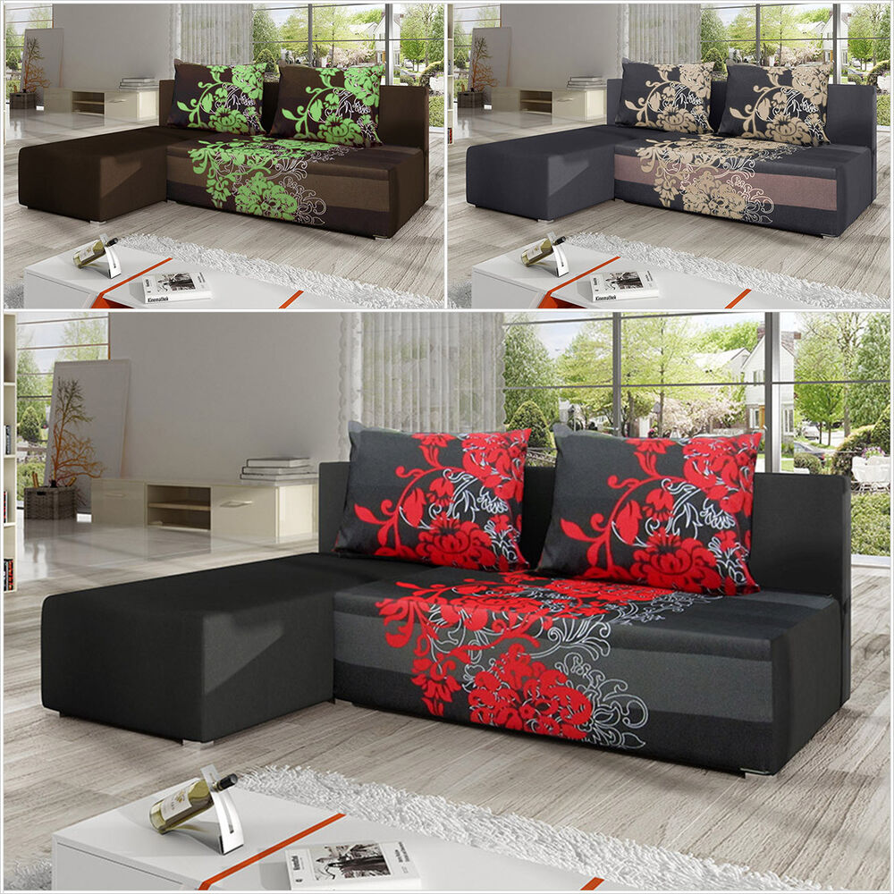 ecksofa heros sving mit schlaffunktion eckcouch couchgarnitur sofagarnitur neu ebay. Black Bedroom Furniture Sets. Home Design Ideas