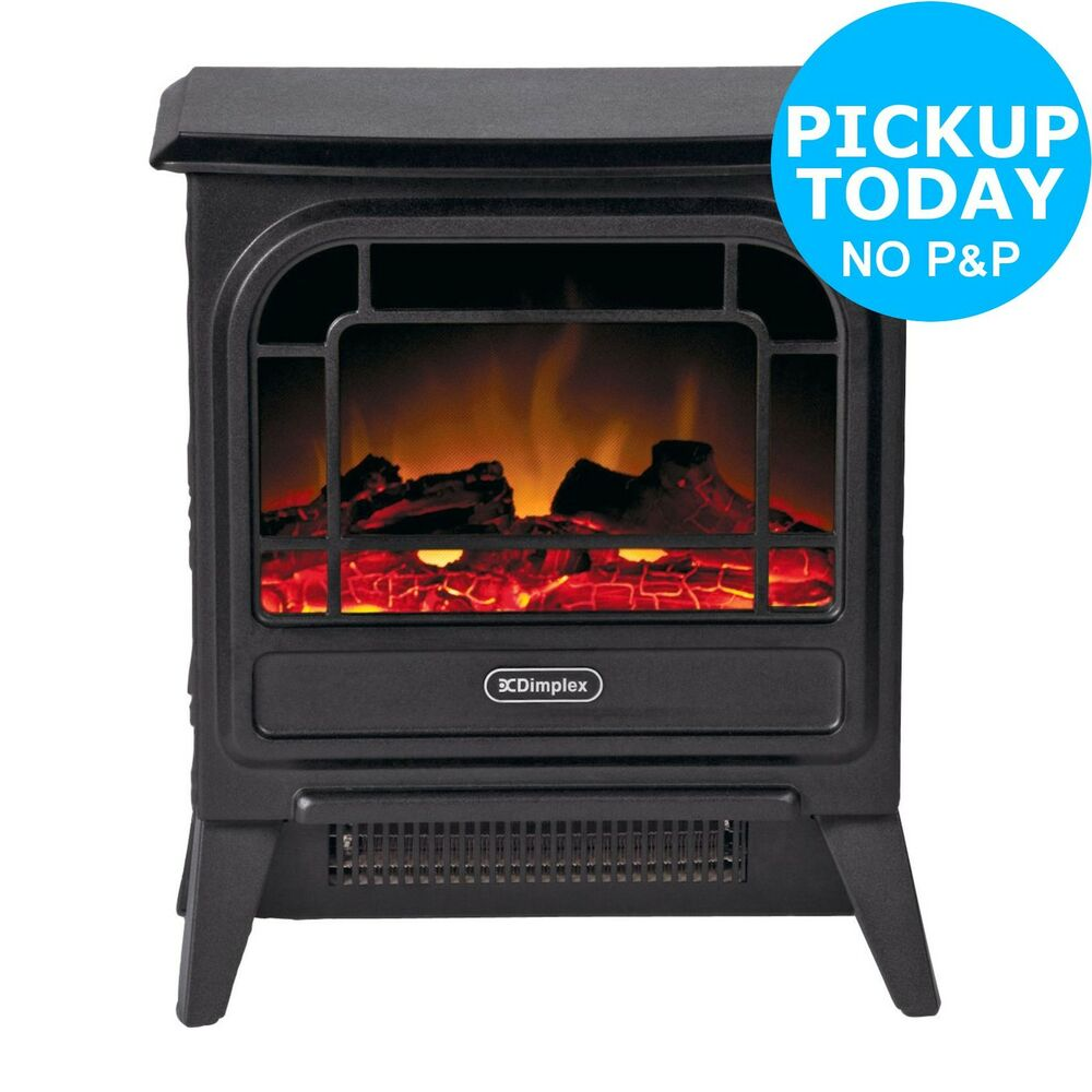 dimplex cast iron effect micro stove electric fire from. Black Bedroom Furniture Sets. Home Design Ideas