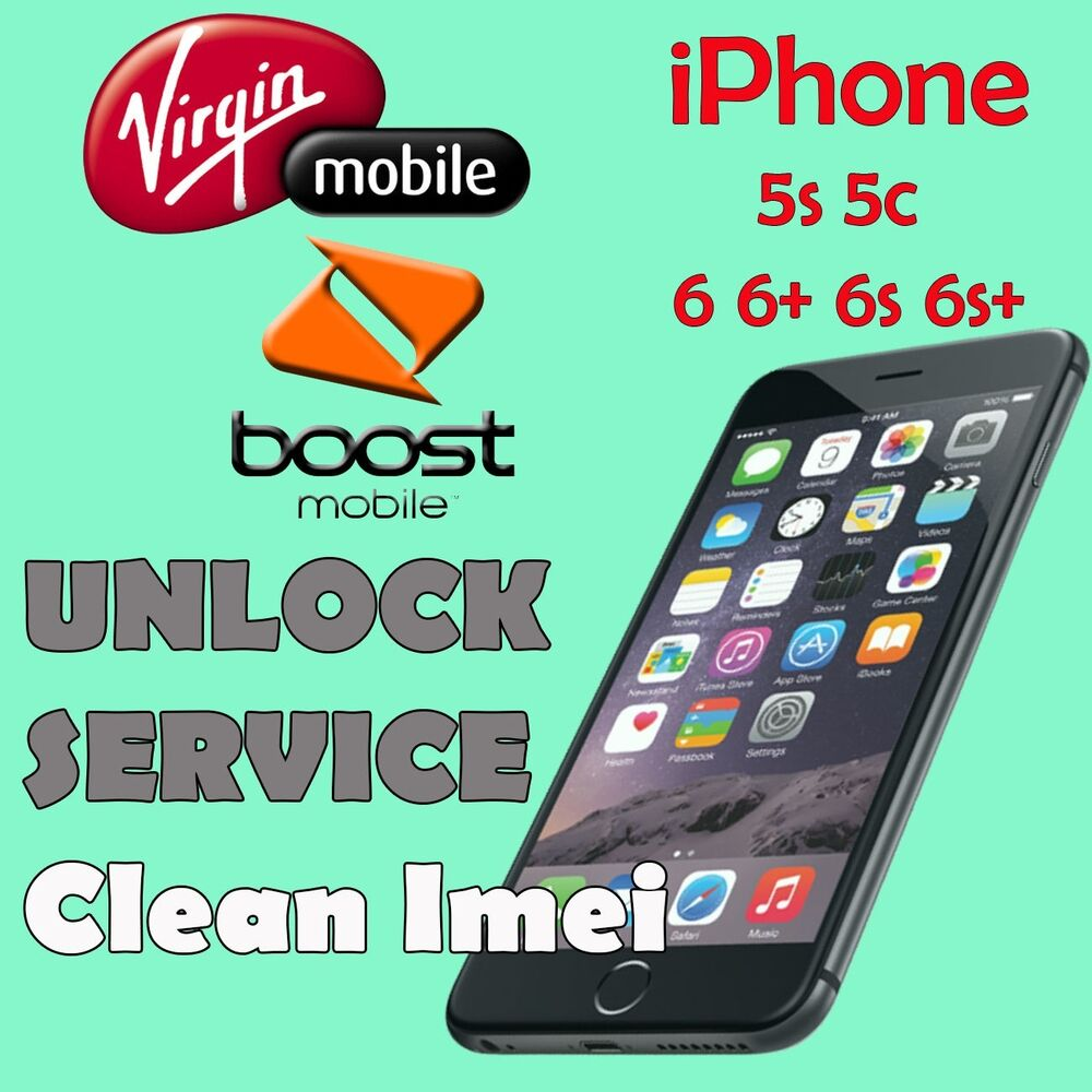 iphone for virgin mobile usa mobile amp boost mobile unlock service iphone 5c 15272