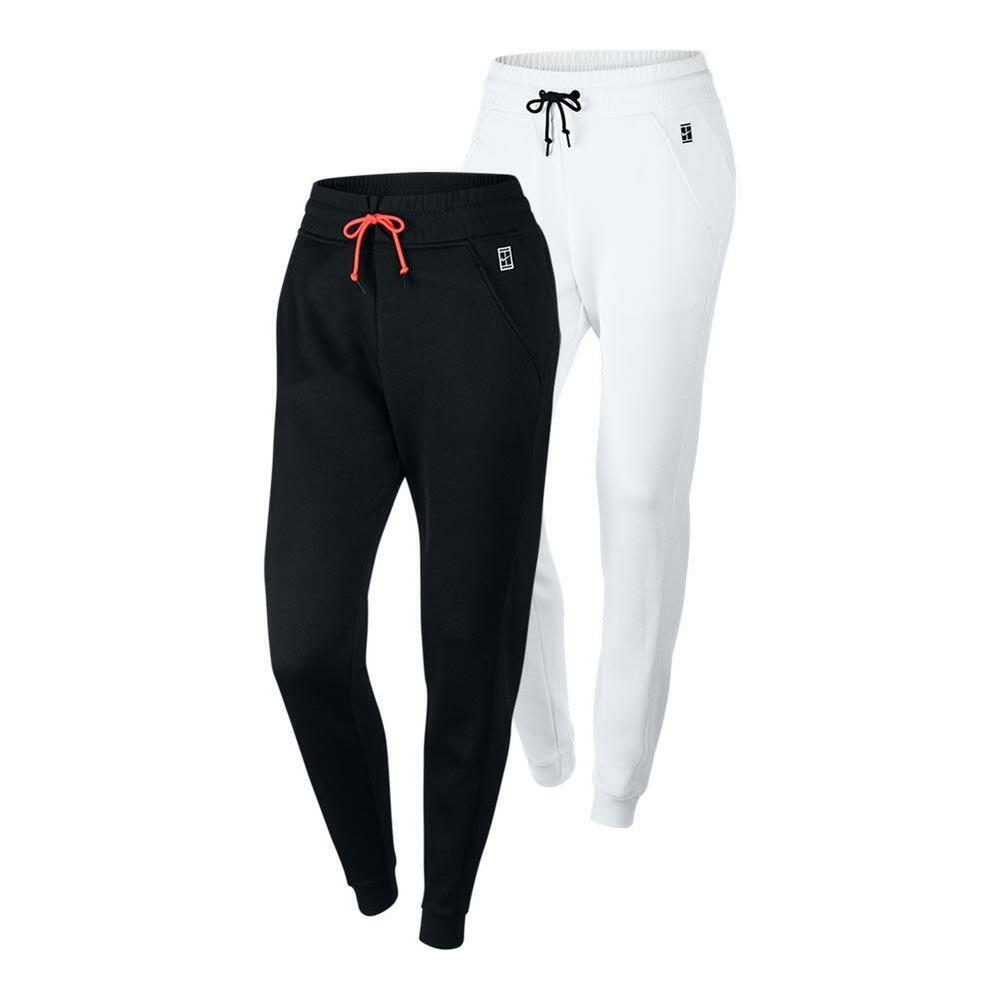 Innovative OR Im A Tennis Coach So I Always Order Nike Tennis Pants At The Beginning Of Each Season These Are Very Trendy With The Front Slanted Zippers The Waistband Is Elastic But Goes Up Past My Belly Button, Not To The Waist Like The Model In The
