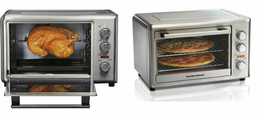 Countertop Convection Oven With Microwave : Counter Top Oven Microwave Toaster Kitchen Appliance Convection ...