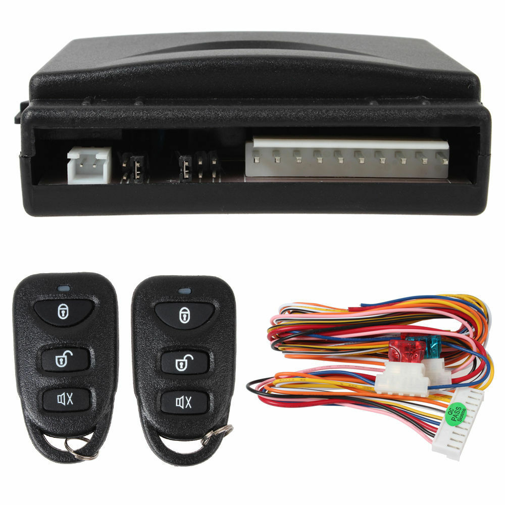 Auto car remote control central kit central door locking for Keyless entry system