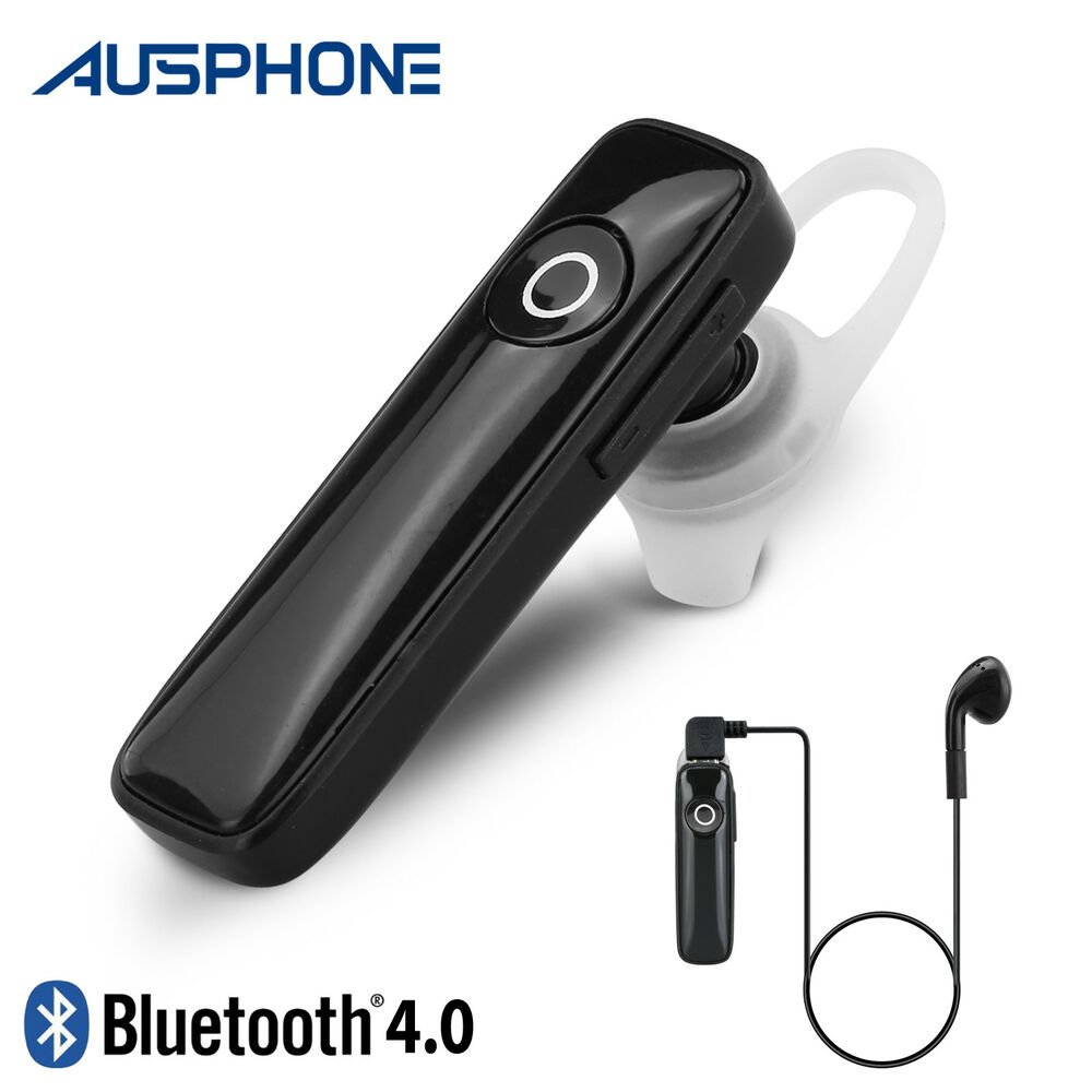 stereo wireless bluetooth headphone earphone headset 4 0 for iphone 7 6s samsung ebay. Black Bedroom Furniture Sets. Home Design Ideas