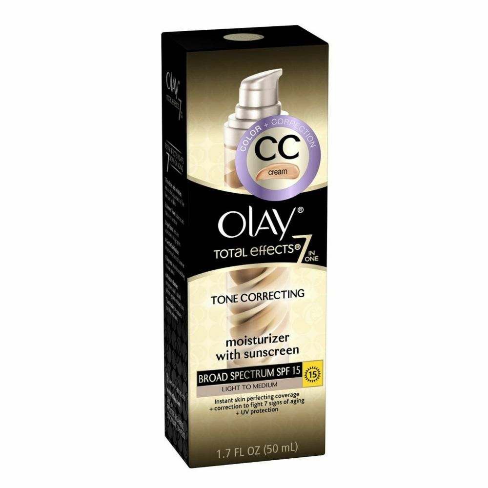OLAY Total Effects 7 In 1 Tone SPF 15 Light To Medium 1