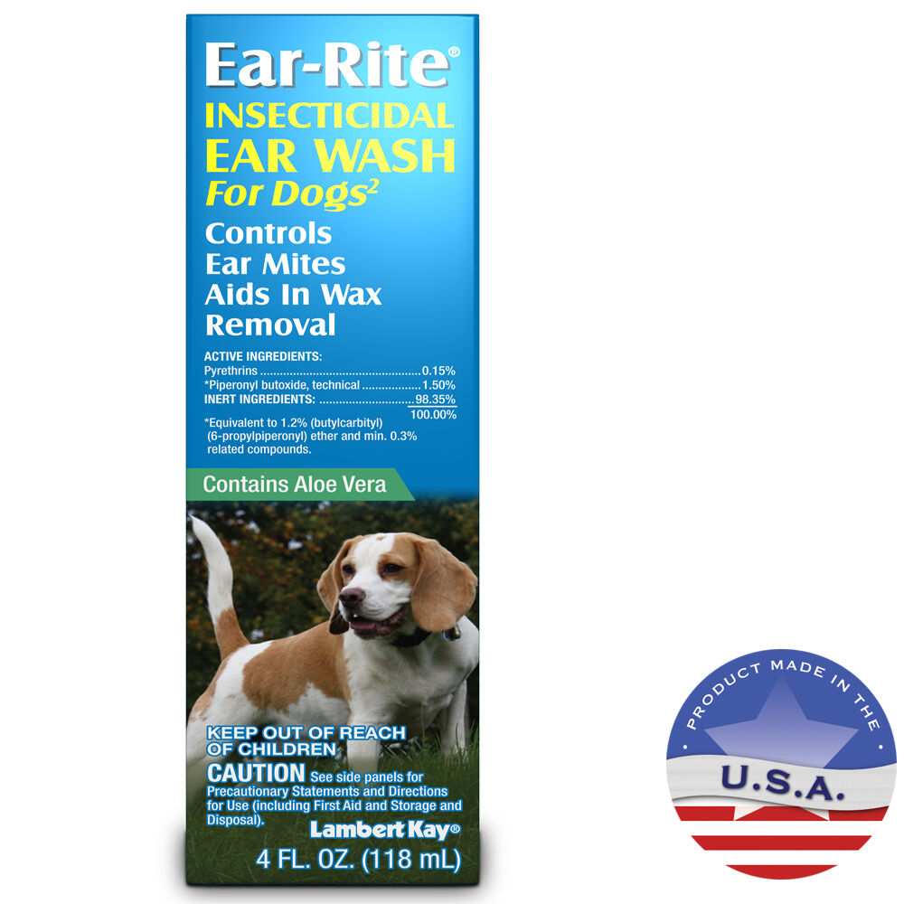 Home Ear Drops For Dogs