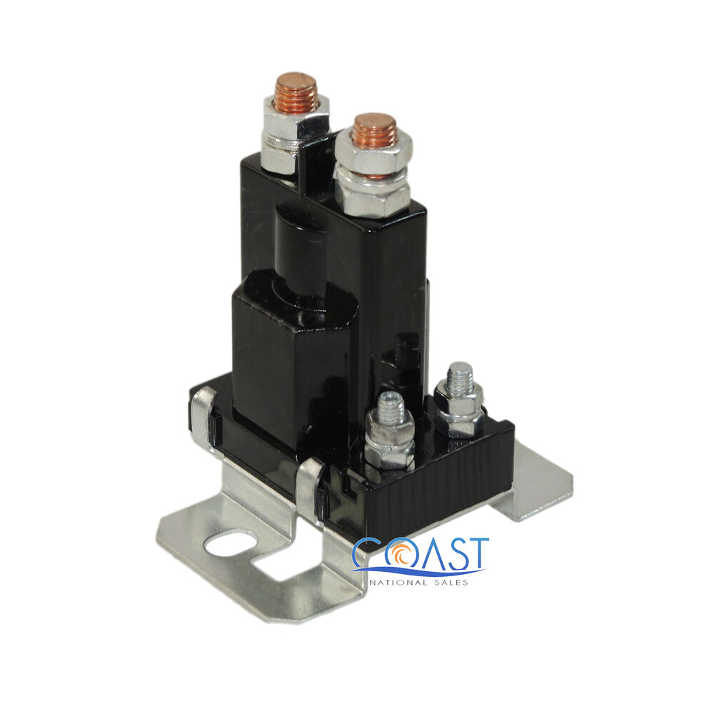 Durable High Current 80 Amp 12v Relay Car Power Battery