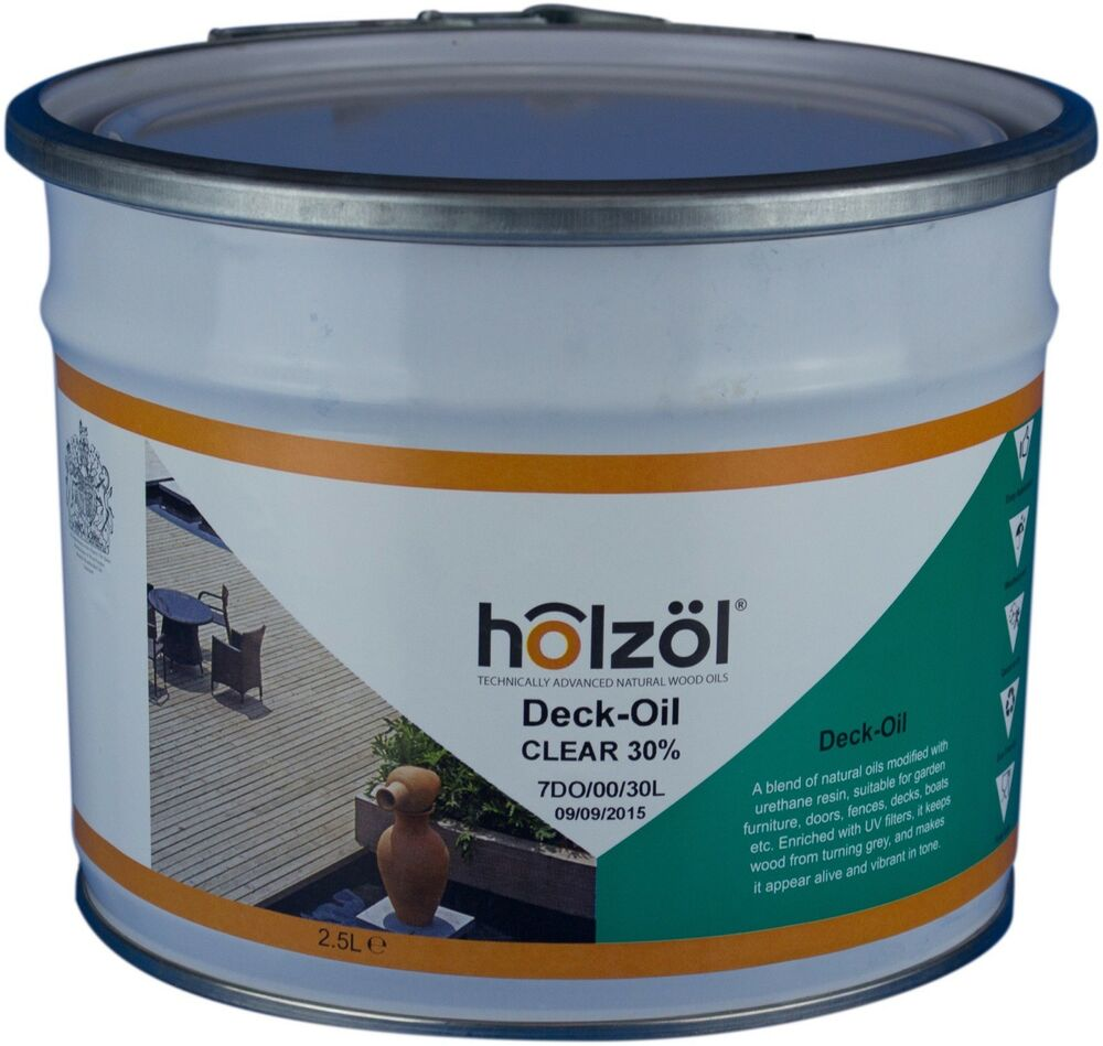 Holzol decking oil 25 ltr ebay baanklon Image collections