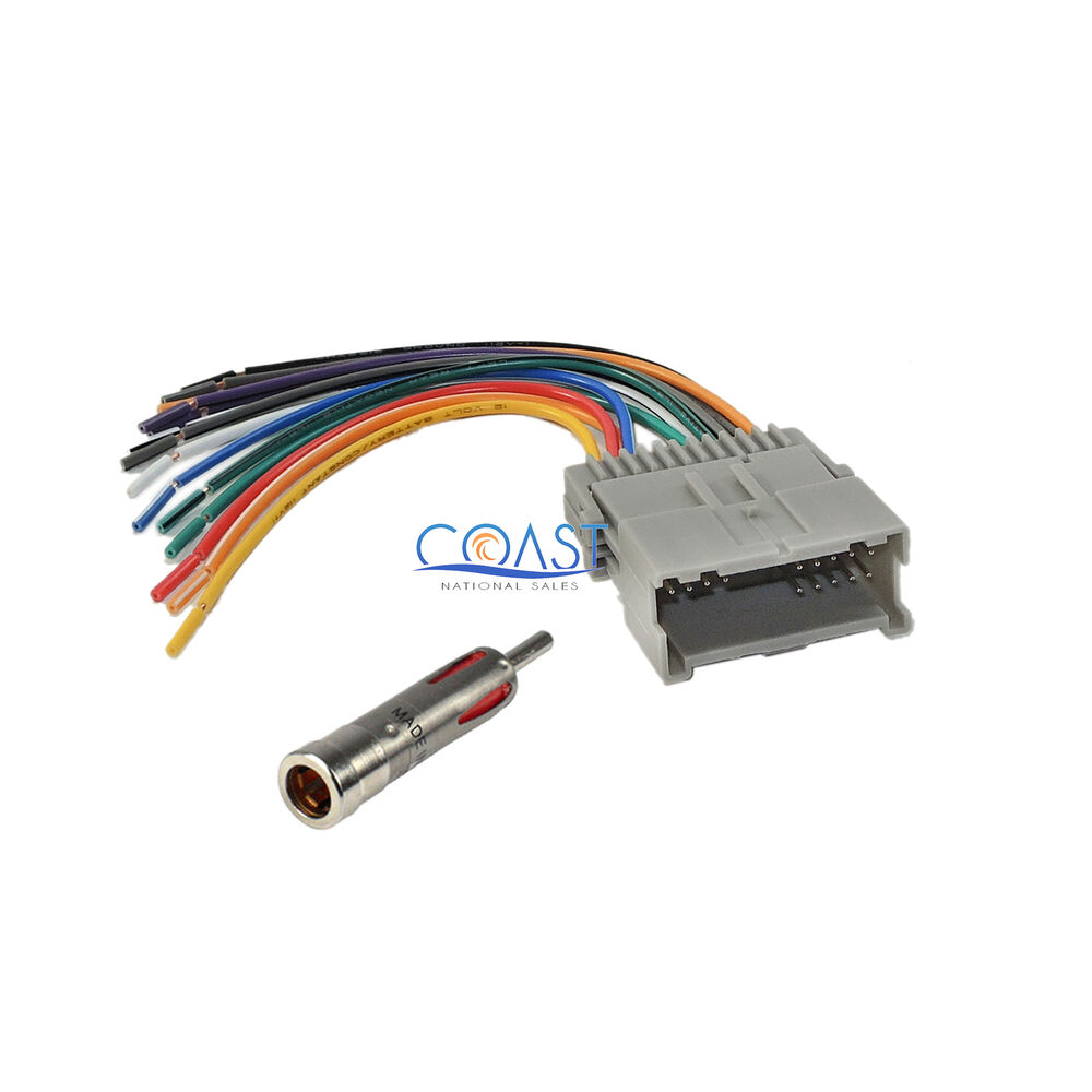 s l1000 dash parts for pontiac g6 ebay Chevy Wiring Harness for 1999 Sierra Door at gsmx.co