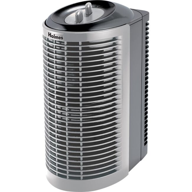 Varisized Hepa Air Filter : Holmes mini tower air purifier with hepa type filter