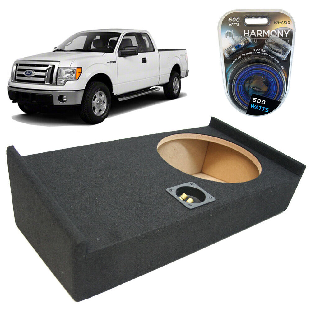 2009-2013 Ford F150 Extended Cab Truck Custom Fit 12