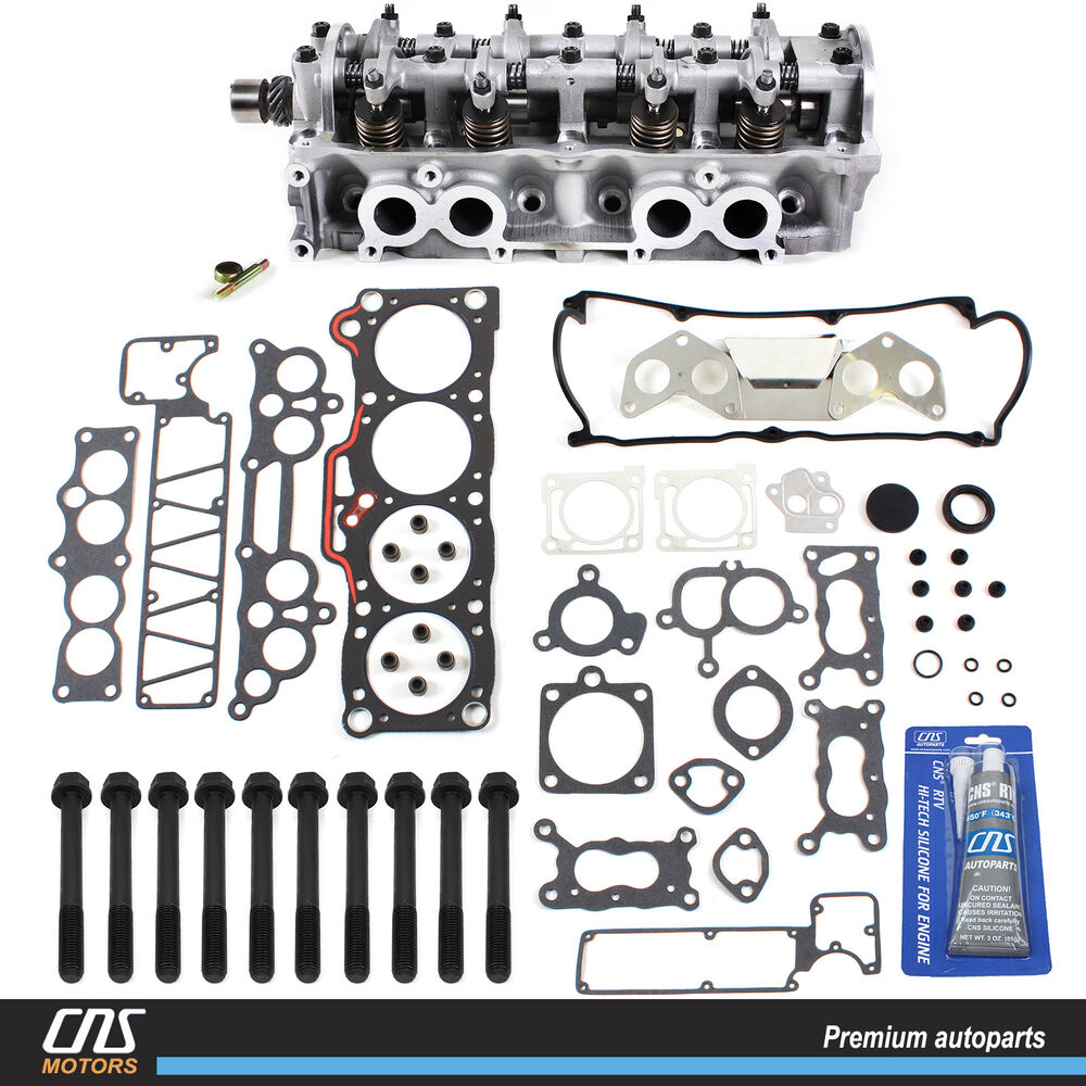 Mazda B2000 B2200 626 2 0 2 2 Sohc L4 8v New Cylinder Head: Cylinder Head Mechanical Type & Head Gasket Set & Bolts