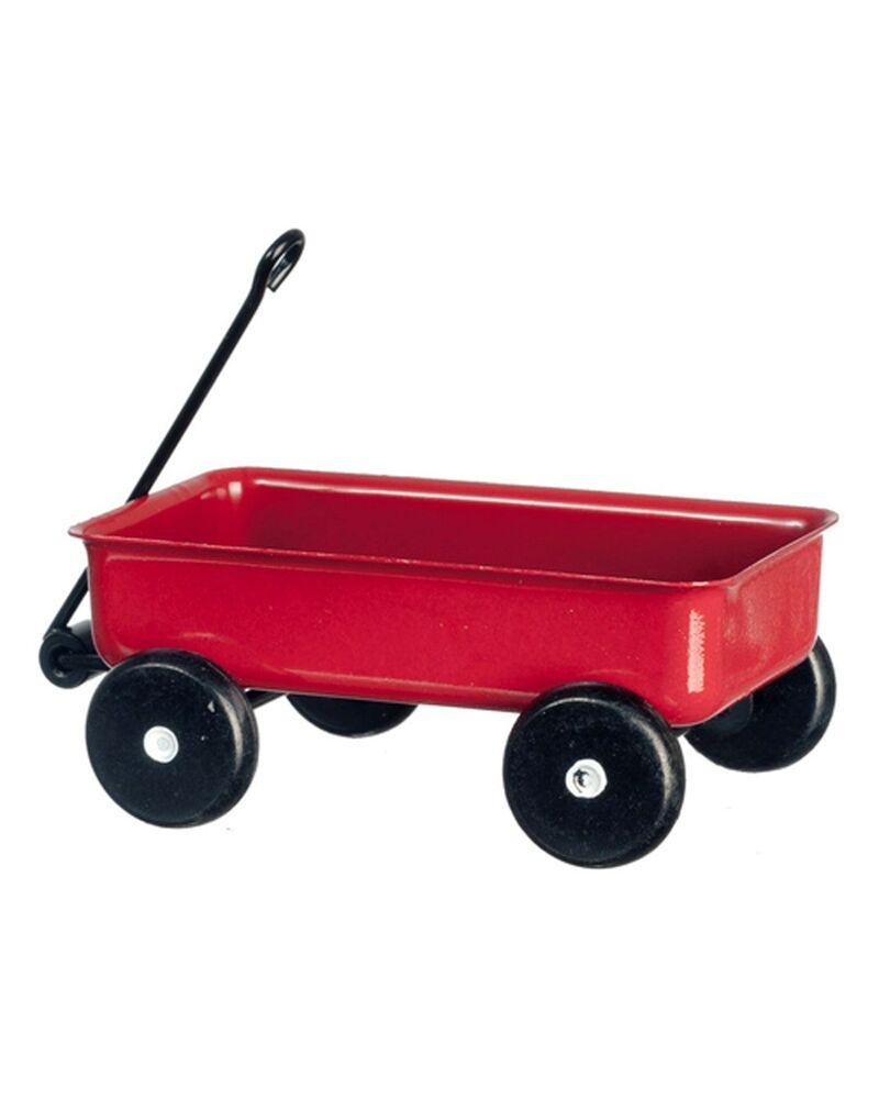 Dollhouse Miniature Large Red Metal Wagon 112 Scale eBay : s l1000 from www.ebay.com size 800 x 1000 jpeg 34kB