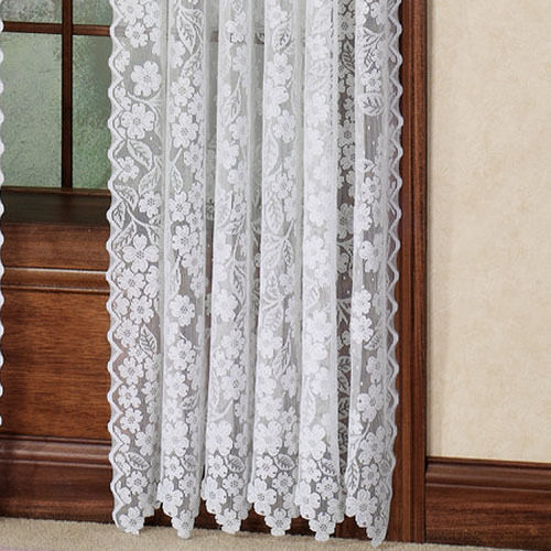 Walmart lace curtains
