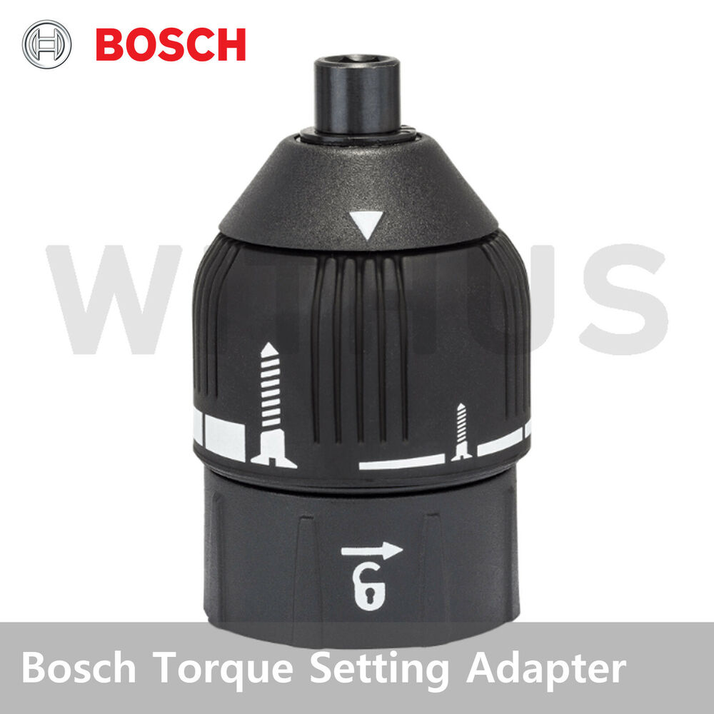 bosch torque setting adapter attachment for ixo 3 4 3 6v. Black Bedroom Furniture Sets. Home Design Ideas