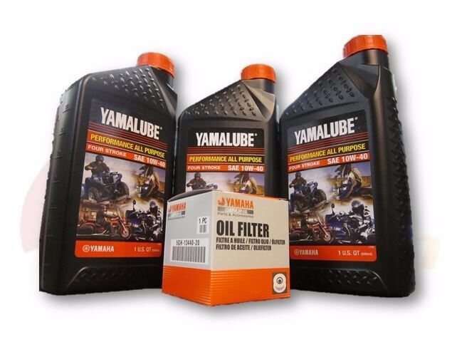 Yamaha L Oil Change Kit