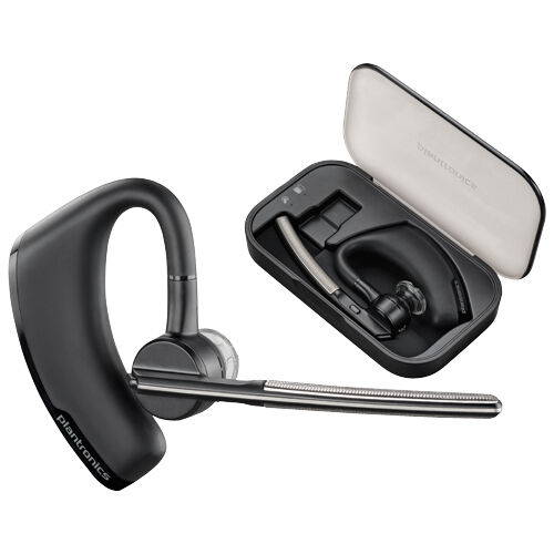 Plantronics Voyager Legend Bluetooth Headset & Charge Case with Internal Battery   eBay