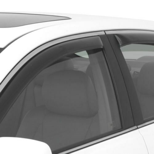 Avs 194629 In Channel Window Deflector Ventvisor 4 Piece