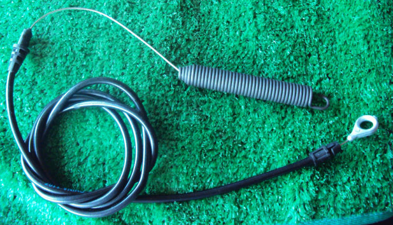 Craftsman 42 Mower Deck Cable : Ariens oem riding mower tractor clutch cable for