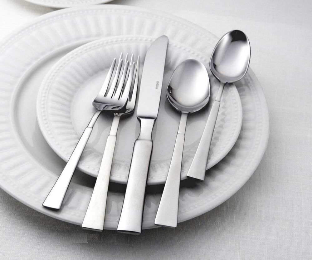 Oneida Purity Service For 8 Stainless Flatware Ebay