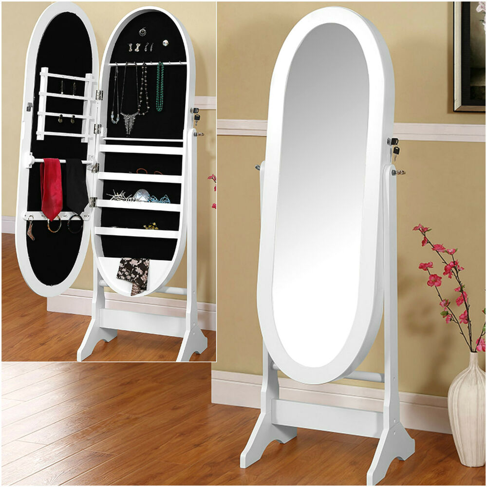 large oval armoire in bedroom lit une personne