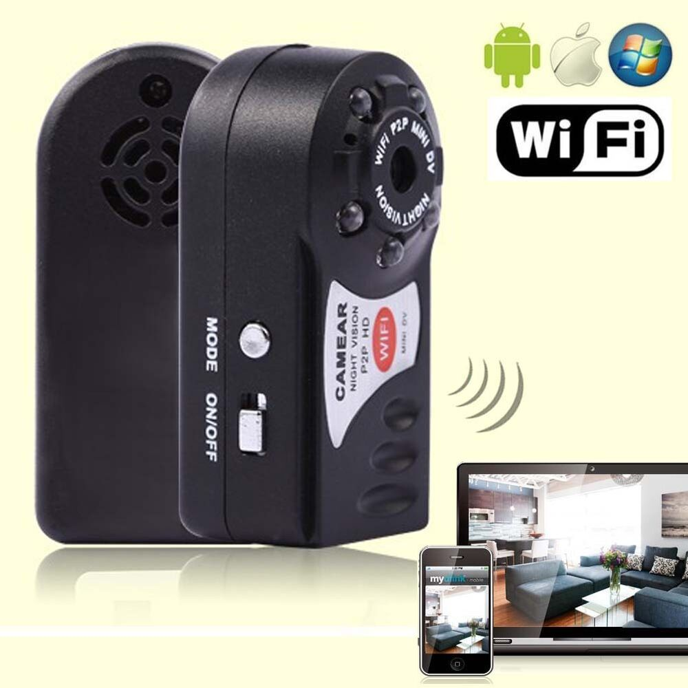 2017 wireless wifi p2p mini cam ip spy surveillance camera for iphone android ln ebay. Black Bedroom Furniture Sets. Home Design Ideas