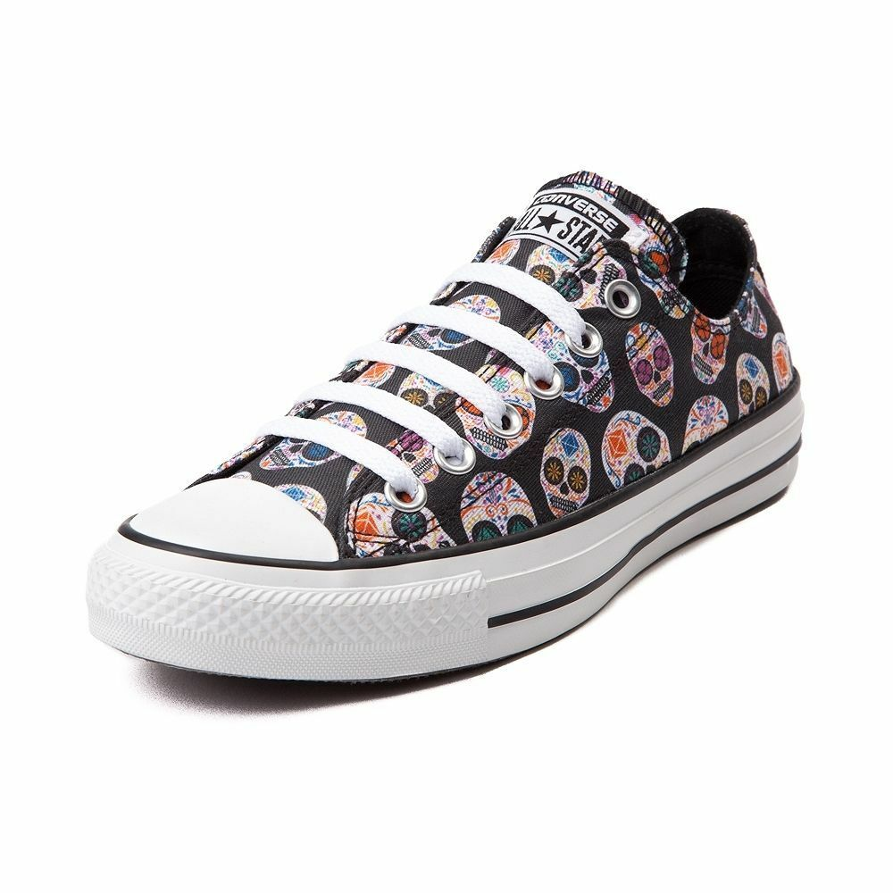 NEW Converse Chuck Taylor All Star Sugar Skulls Womens ...