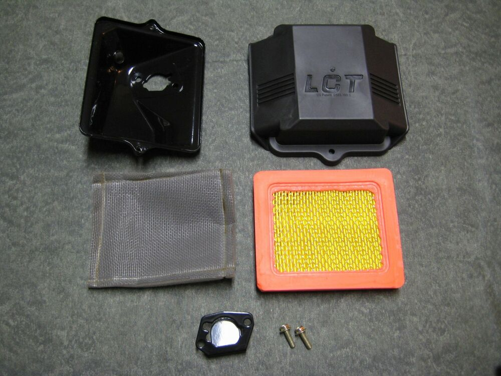 Engine Air Filter Housings : Lct engine air filter housing assembly genuine