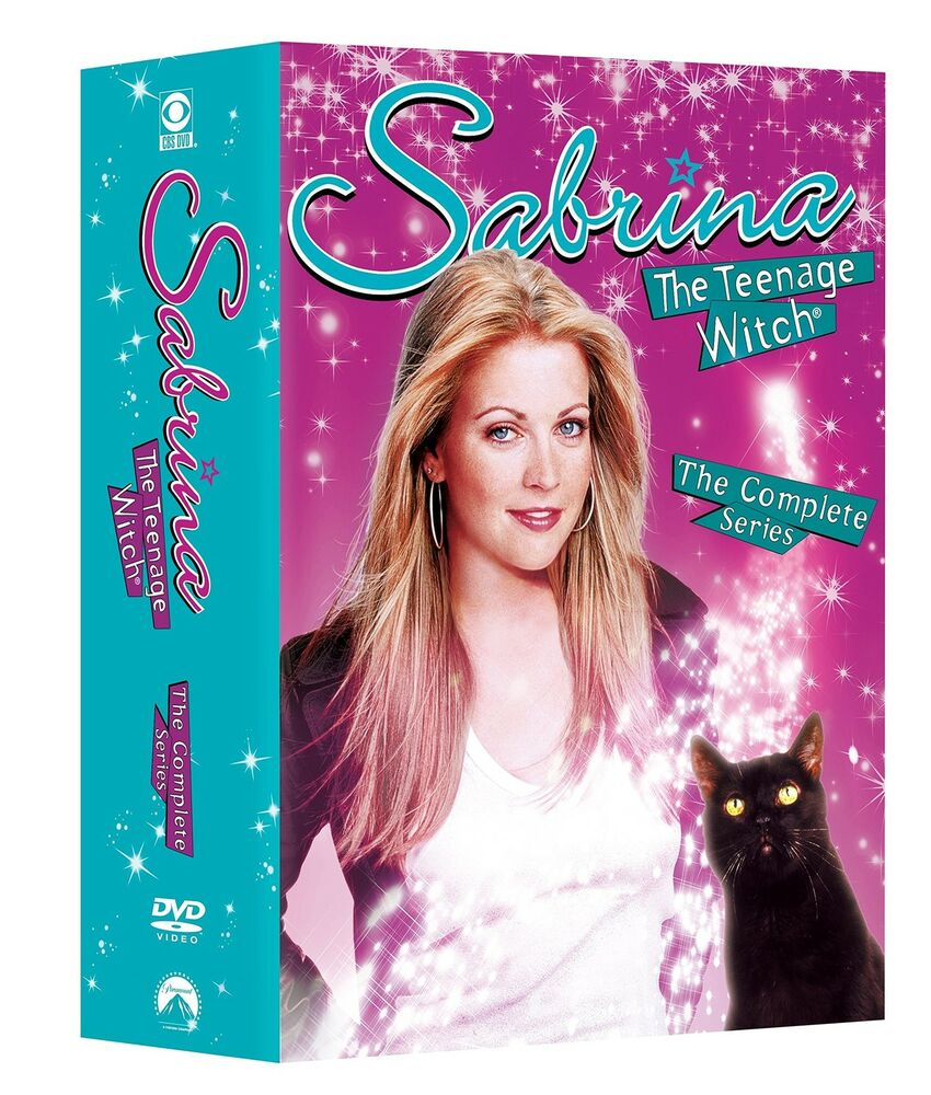Sabrina the Teenage Witch Complete Series Season 1 2 3 4 5 ... Sabrina The Teenage Witch