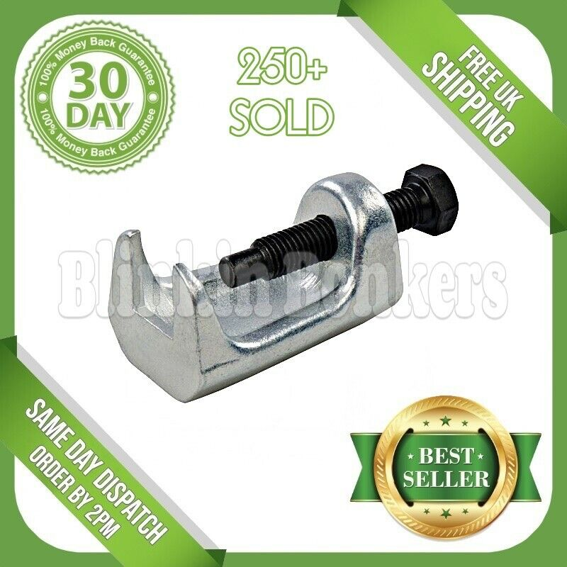 Gear Puller To Remove Ball Joint : Tie rod end puller ball joint splitter separator remover