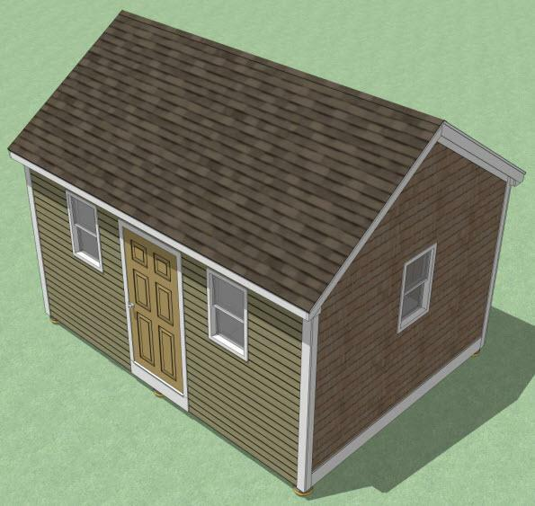 12x16 shed plans how to build guide step by step 89812