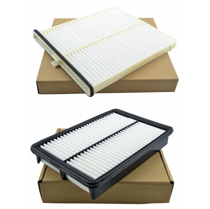 Combo set engine cabin air filter for mazda 3 6 2014 for Replace cabin air filter mazda cx 5
