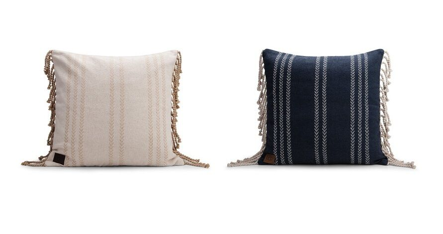 Ugg Australia Coastal Stripe Pillow Case Amp Insert Full