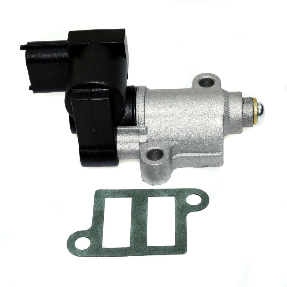 Idle Air Control Valve For Hyundai Sonata Tiburon Kia: New Idle Air Control Valve Motor IAC For Hyundai Kia