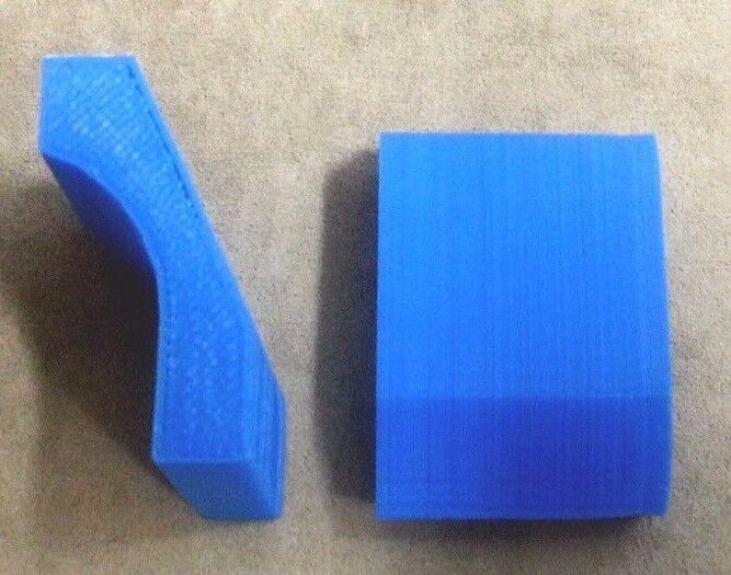 Custom Nerf Rival Zeus magazine Stop attachment guide mod accessory 3D Red  Blue | eBay