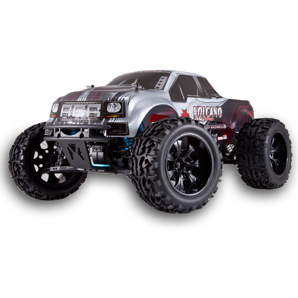 SILVER Redcat Racing Volcano EPX PRO 1/10 Electric