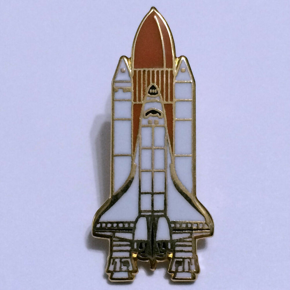 space shuttle mission pin set - photo #19