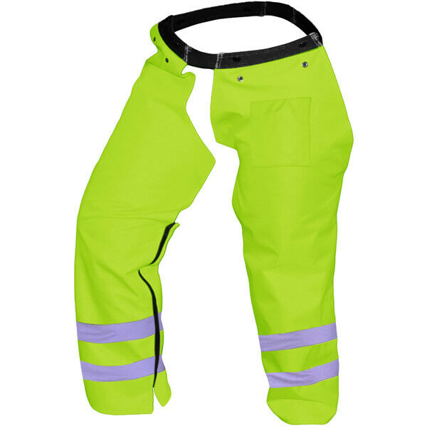 Forester String Trimmer Safety Chaps Safety Green Ebay