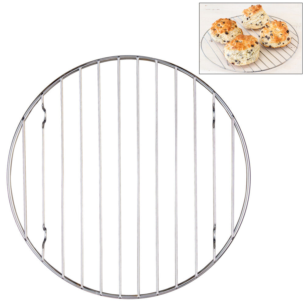 "Kitchen Trivets: Cooling Wire Rack 6"" Baking Pan Oven Grill Kitchen Trivet"