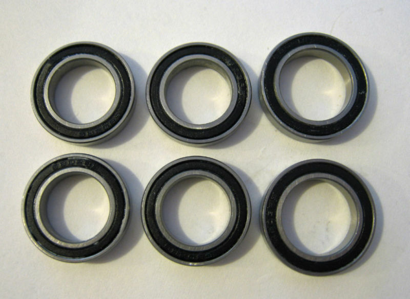 Powerway R13 Hybrid Ceramic Ball Bearings Front And Rear 6