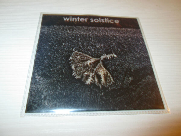 WINTER SOLSTICE CD-R COMPILATION EXPERIMENTAL FREE DRONE IMPRO ANDREAS BRANDAL