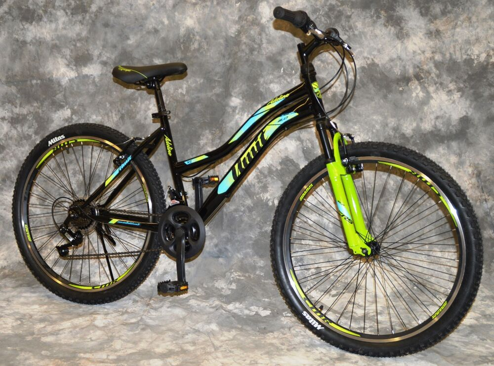 26 zoll damen mountainbike gefedert 21 gang shimano neu. Black Bedroom Furniture Sets. Home Design Ideas