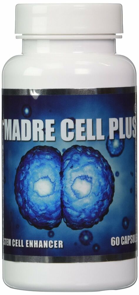 MADRE CELL PLUS CELLS STEM ALIVE, CELULAS MADRES bioxtron