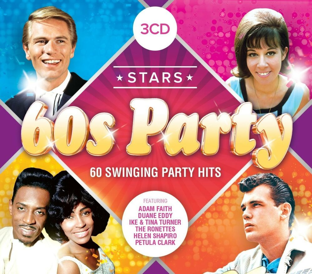 Various - 60's Party Pack - 2nd Edition