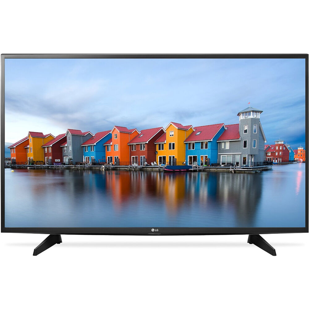 LG 43LH5700 43-Inch Full HD Smart LED TV $255 + Free Shipping (eBay Daily Deal)