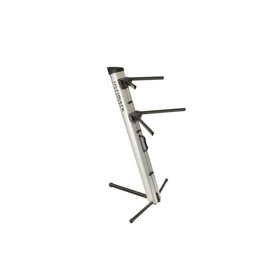 Ultimate Support Ax48 Pro Silver Professional Column
