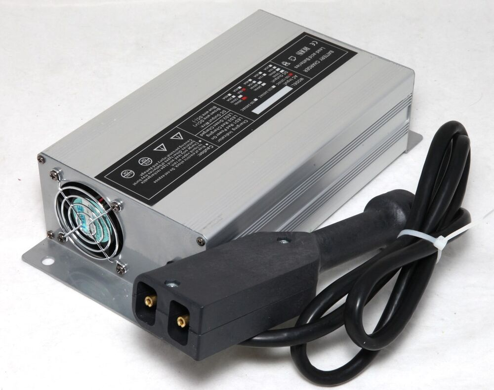 36 Volt 18a Golf Cart Battery Charger Powerwise Plug For Star Ezgo Club Car Ds
