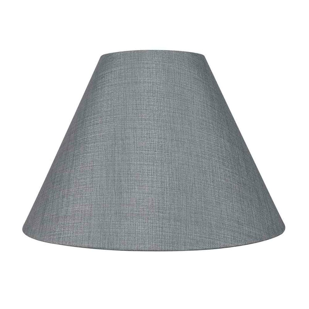 Essential Home Textured Cone Table Shade