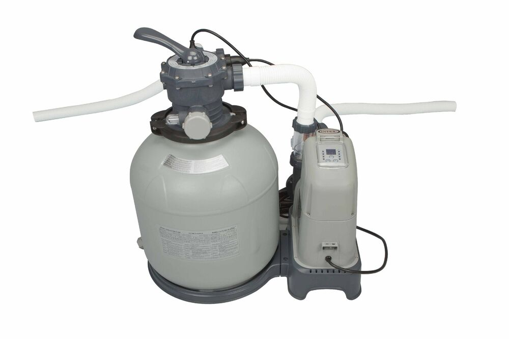 how to change sand filter pool pump